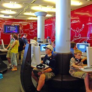 Интернет-кафе Куеды