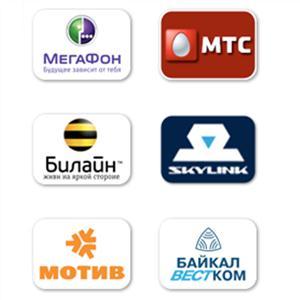 Операторы сотовой связи Куеды