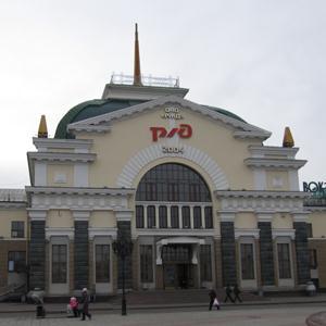 Железнодорожные вокзалы Куеды