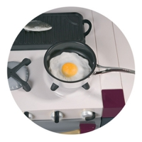 Ресторан Каменный Цветок - иконка «кухня» в Куеде